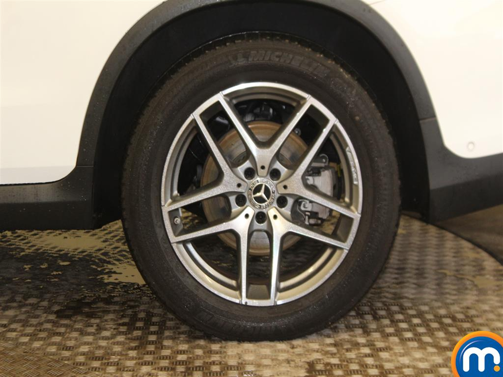 Mercedes-Benz GLC Amg Line Automatic Diesel Estate - Stock Number (994717) - Drivers side
