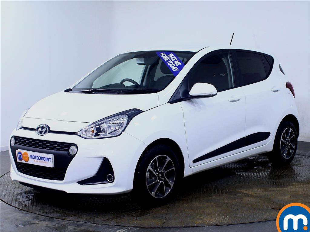 Hyundai I10 Premium - Stock Number (996737) - Passenger side front corner