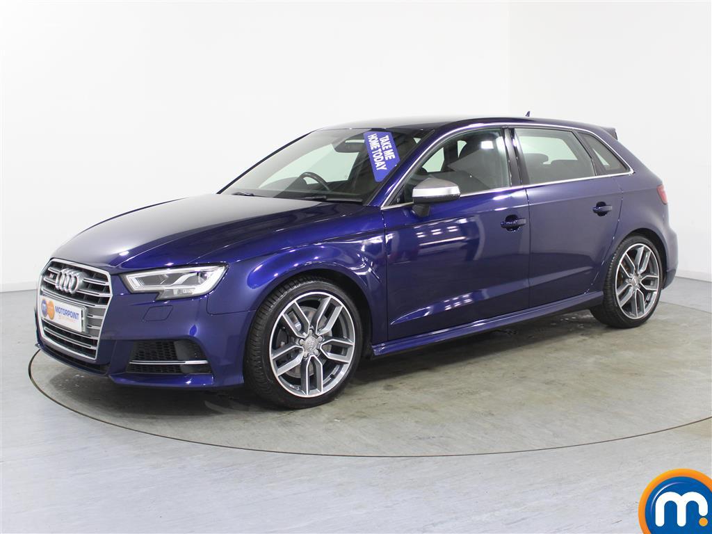 Audi A3 S3 - Stock Number (988158) - Passenger side front corner