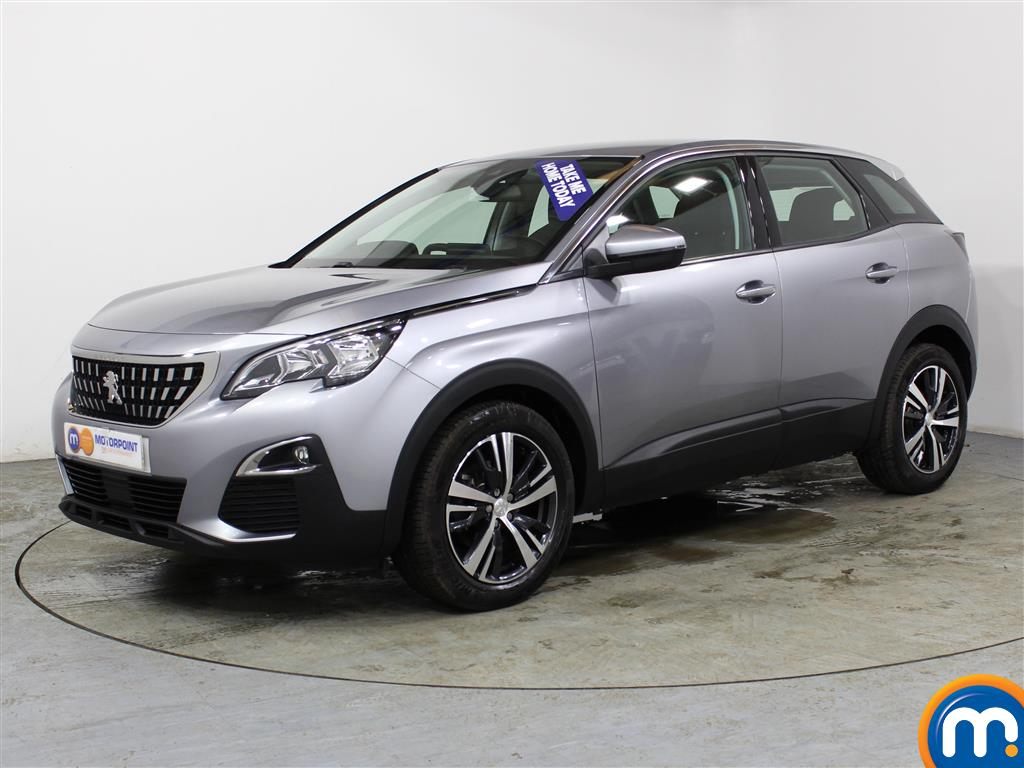 Peugeot 3008 Active - Stock Number (986028) - Passenger side front corner