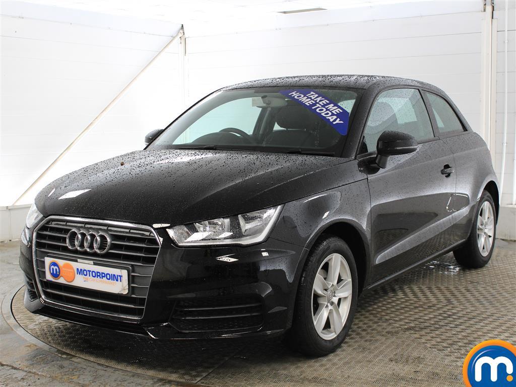 Audi A1 SE - Stock Number (997170) - Passenger side front corner