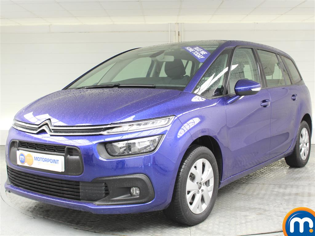 Citroen Grand C4 Picasso Touch Edition - Stock Number (975469) - Passenger side front corner