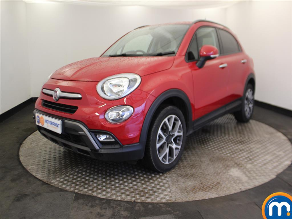 Fiat 500X Cross - Stock Number (993133) - Passenger side front corner