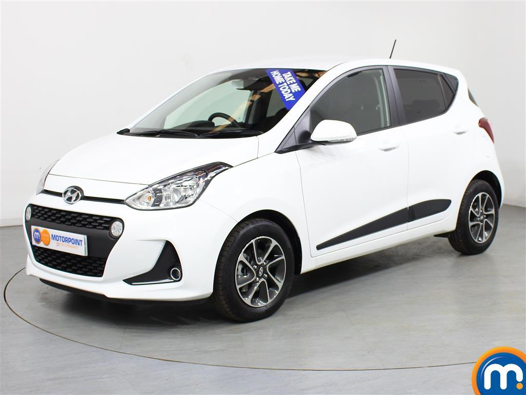Hyundai I10 Premium - Stock Number (996778) - Passenger side front corner