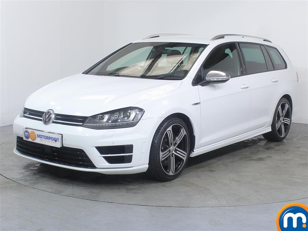 Volkswagen Golf R - Stock Number (997083) - Passenger side front corner
