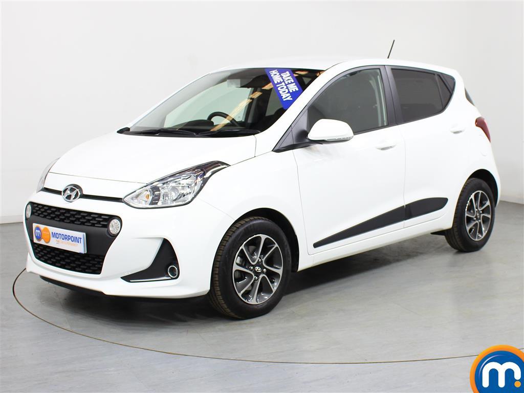 Hyundai I10 Premium - Stock Number (996776) - Passenger side front corner