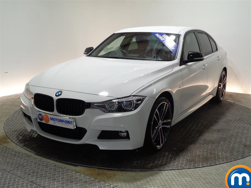 BMW 3 Series M Sport Shadow Edition - Stock Number (991740) - Passenger side front corner
