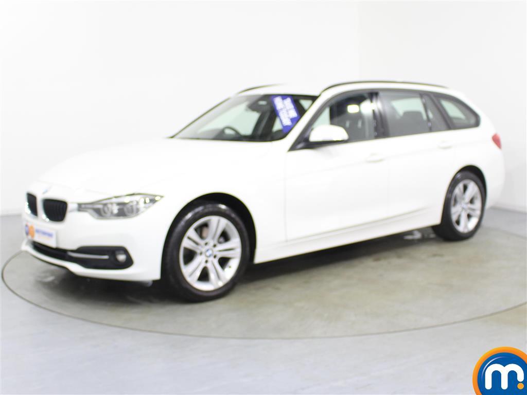 BMW 3 Series Sport - Stock Number (989498) - Passenger side front corner