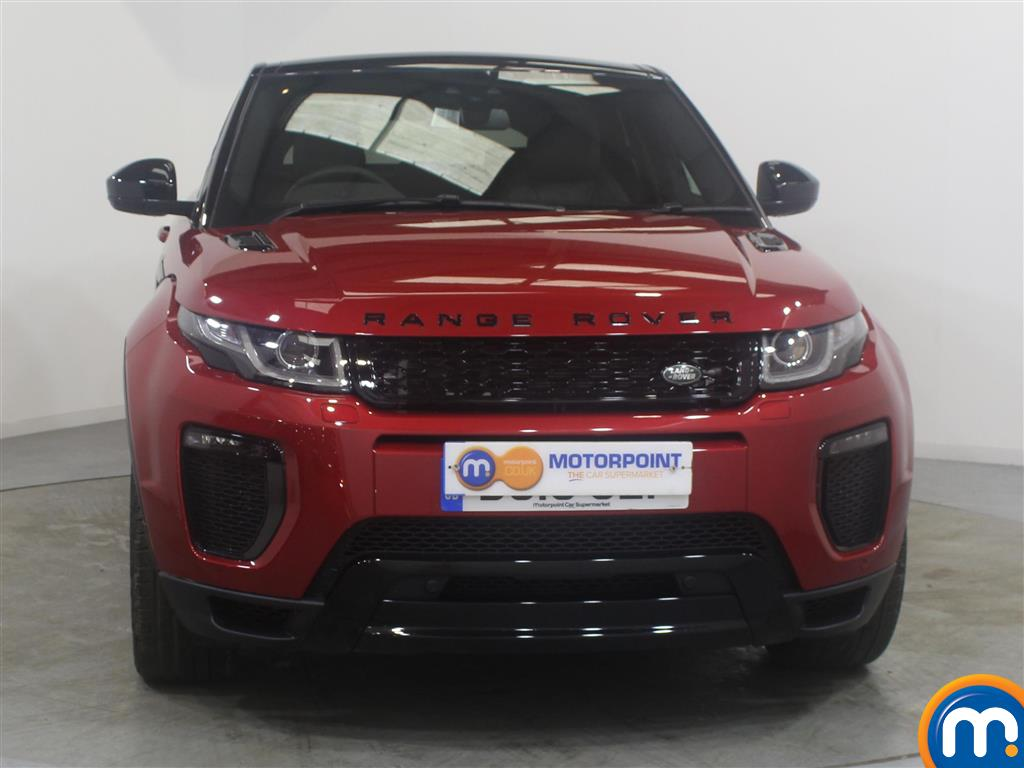 Land Rover Range Rover Evoque Hse Dynamic Automatic Diesel 4X4 - Stock Number (989590) - Front bumper