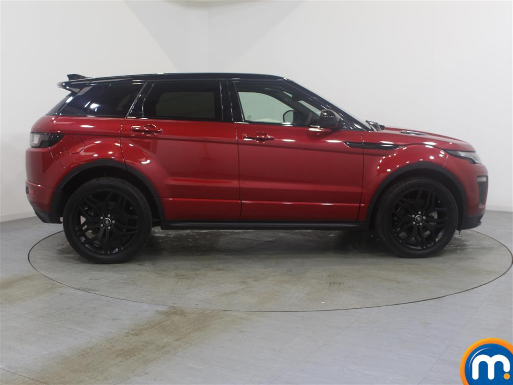Land Rover Range Rover Evoque Hse Dynamic Automatic Diesel 4X4 - Stock Number (989590) - Drivers side
