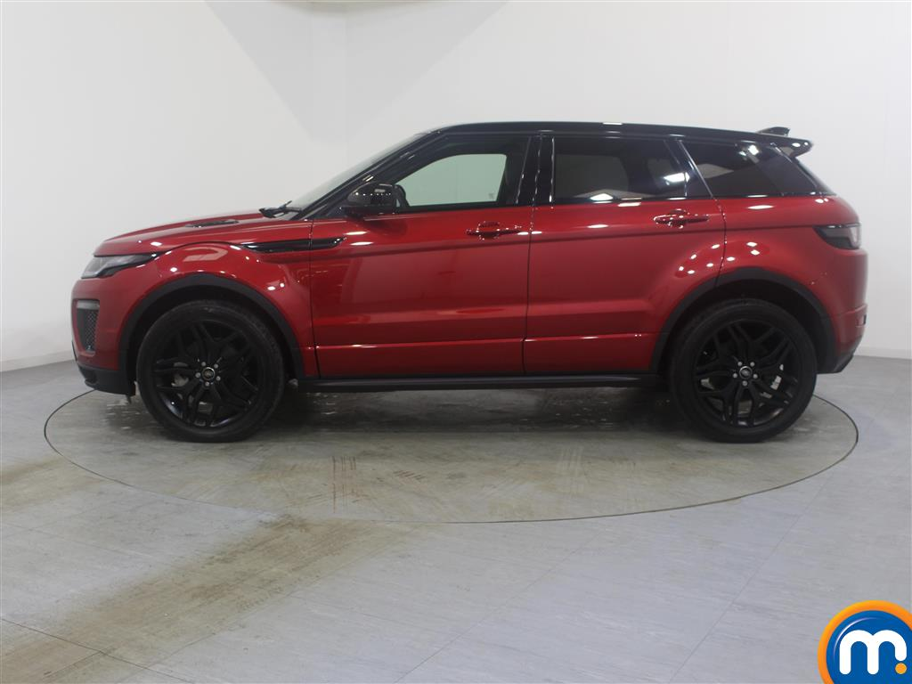 Land Rover Range Rover Evoque Hse Dynamic Automatic Diesel 4X4 - Stock Number (989590) - Passenger side