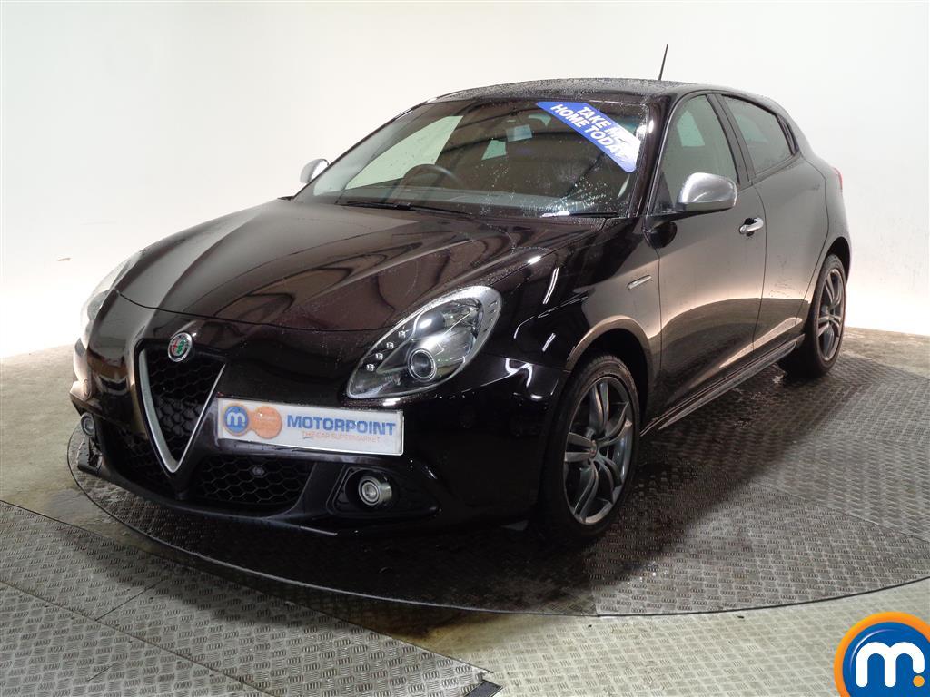 Alfa Romeo Giulietta Tecnica - Stock Number (988310) - Passenger side front corner
