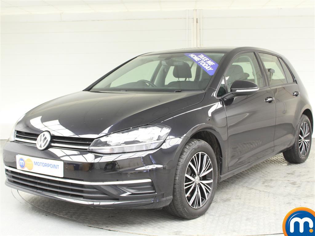 Volkswagen Golf SE - Stock Number (983730) - Passenger side front corner