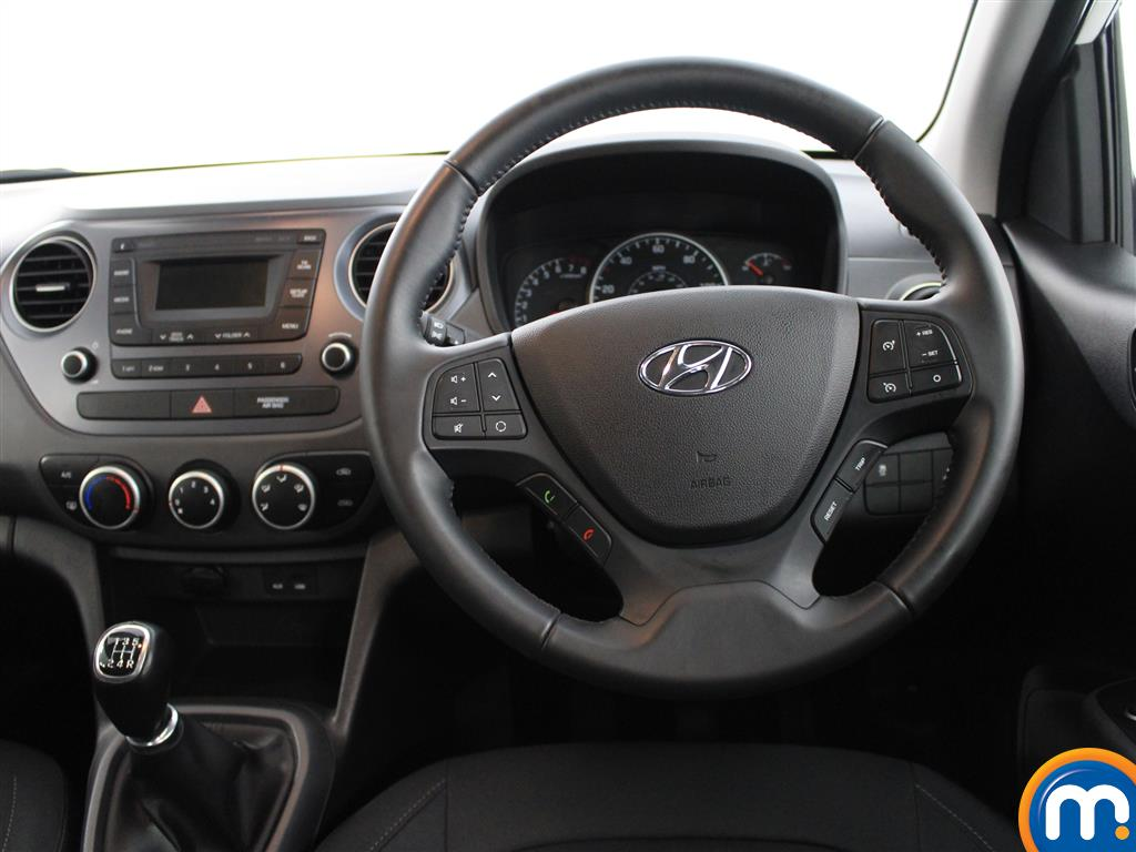 Hyundai I10 SE Manual Petrol Hatchback - Stock Number (993539) - 3rd supplementary image