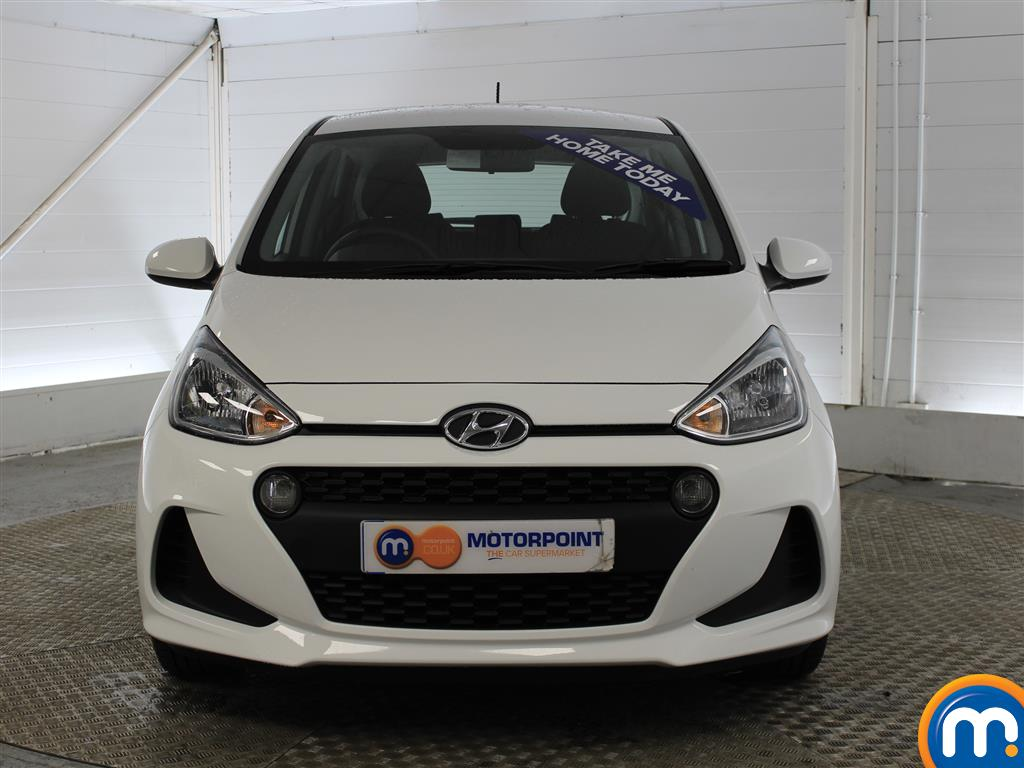 Hyundai I10 SE Manual Petrol Hatchback - Stock Number (993539) - Front bumper