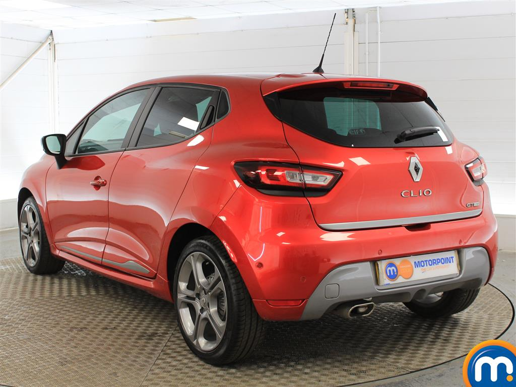 Renault Clio Signature Nav Manual Diesel Hatchback - Stock Number (994109) - Passenger side rear corner