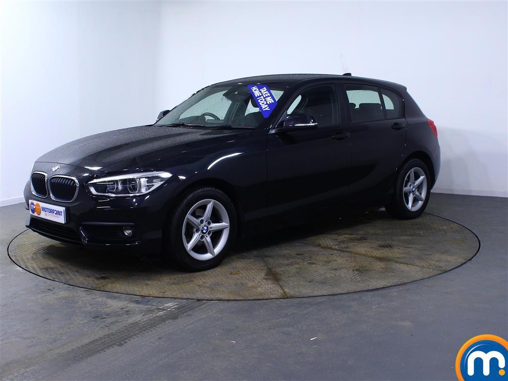 BMW 1 Series Se Business Manual Diesel Hatchback - Stock Number (997650) - Passenger side front corner
