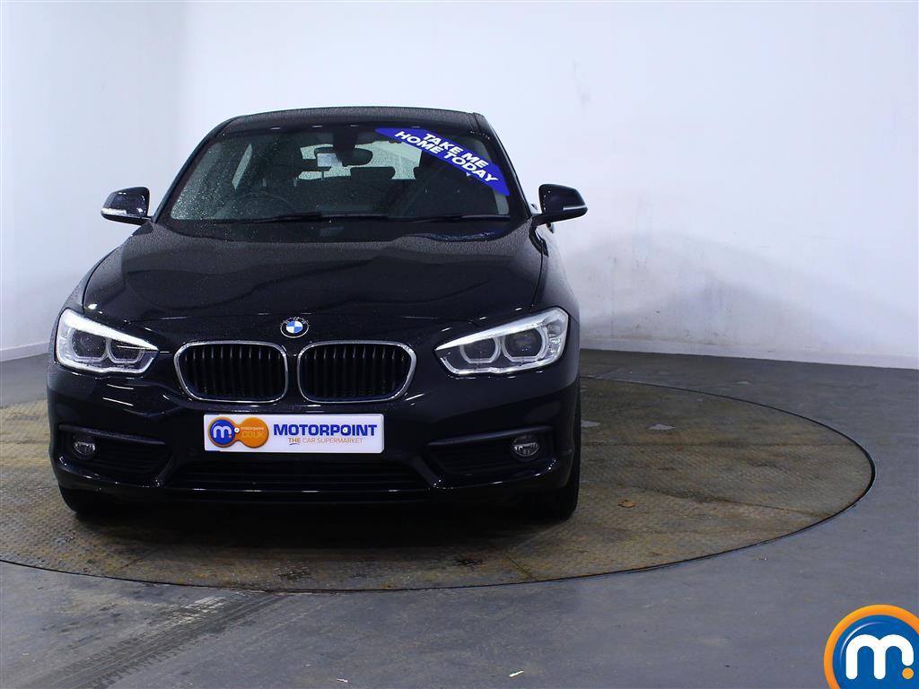 BMW 1 Series Se Business Manual Diesel Hatchback - Stock Number (997650) - Front bumper