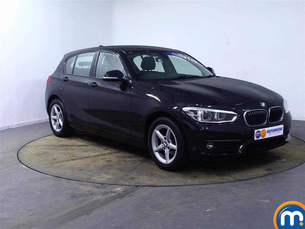 BMW 1 Series Se Business Manual Diesel Hatchback - Stock Number (997650) - Drivers side front corner