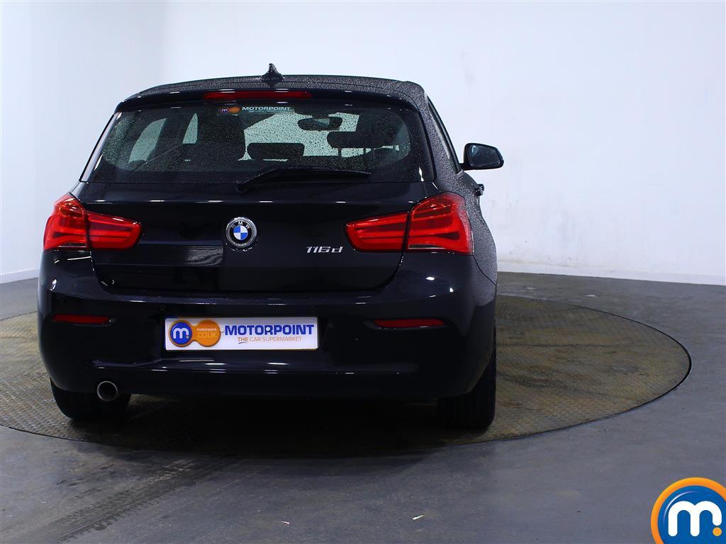 BMW 1 Series Se Business Manual Diesel Hatchback - Stock Number (997650) - Rear bumper