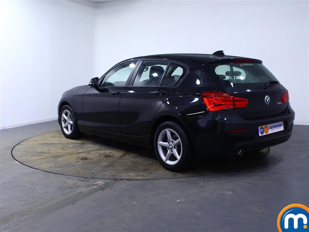BMW 1 Series Se Business Manual Diesel Hatchback - Stock Number (997650) - Passenger side rear corner