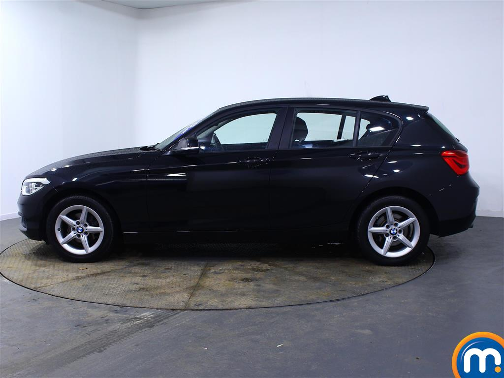 BMW 1 Series Se Business Manual Diesel Hatchback - Stock Number (997650) - Passenger side