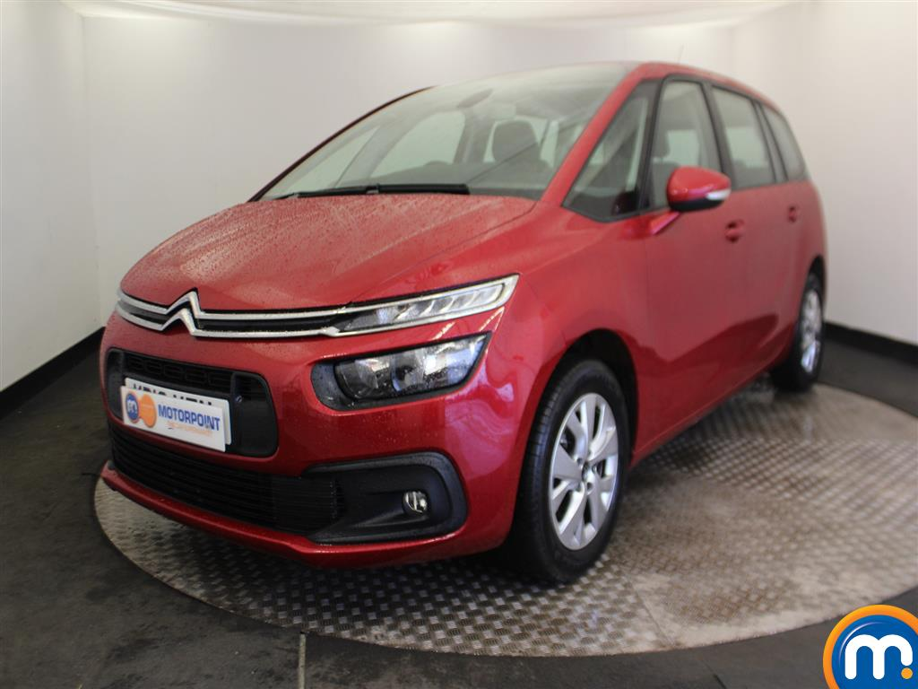 Citroen Grand C4 Picasso Touch Edition - Stock Number (988722) - Passenger side front corner