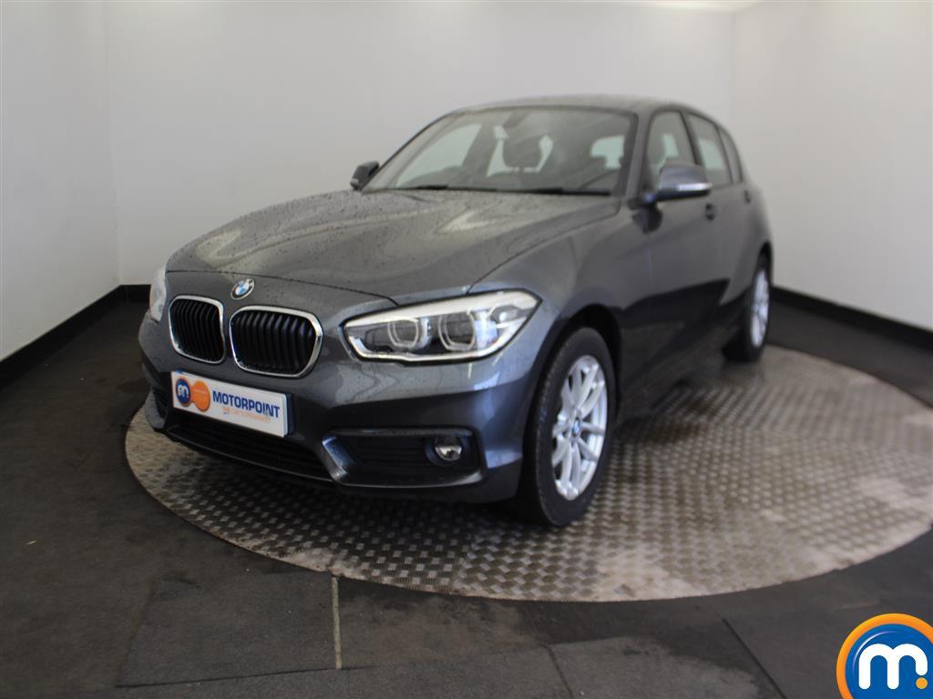 BMW 1 Series SE Business - Stock Number (993683) - Passenger side front corner