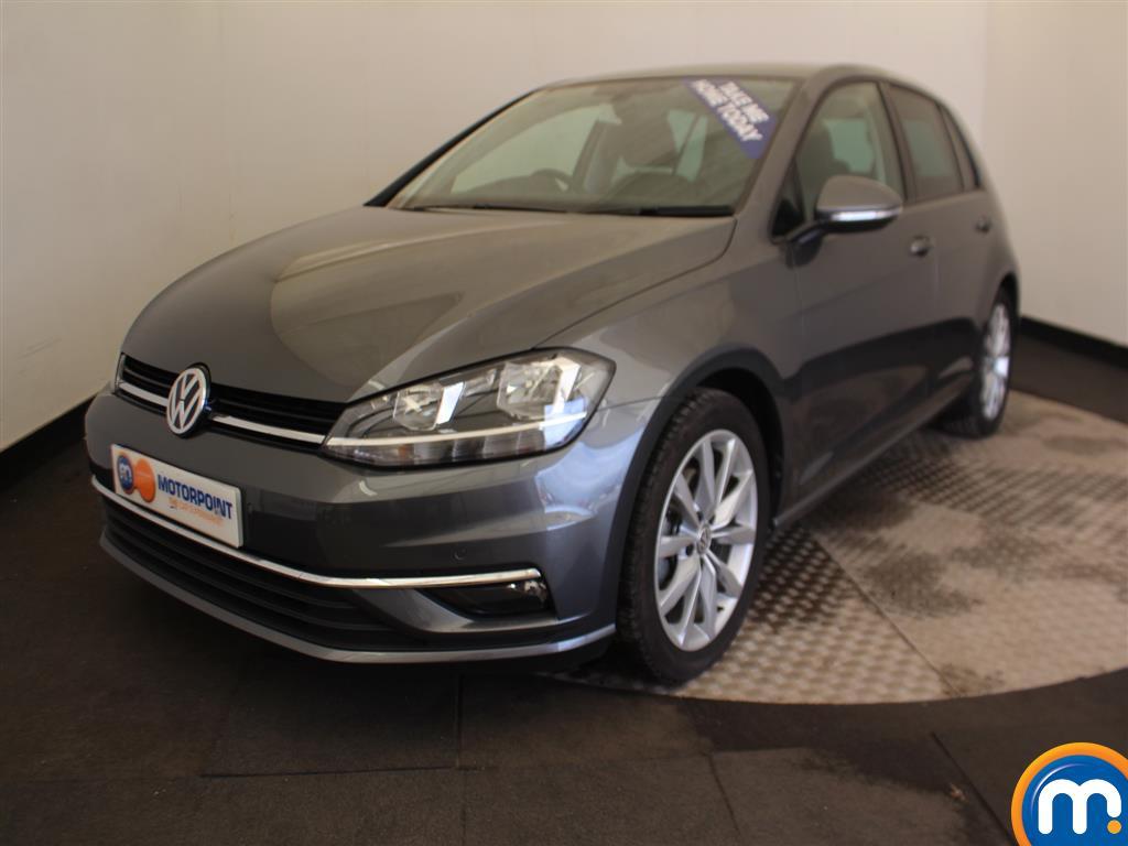 Volkswagen Golf GT - Stock Number (994846) - Passenger side front corner