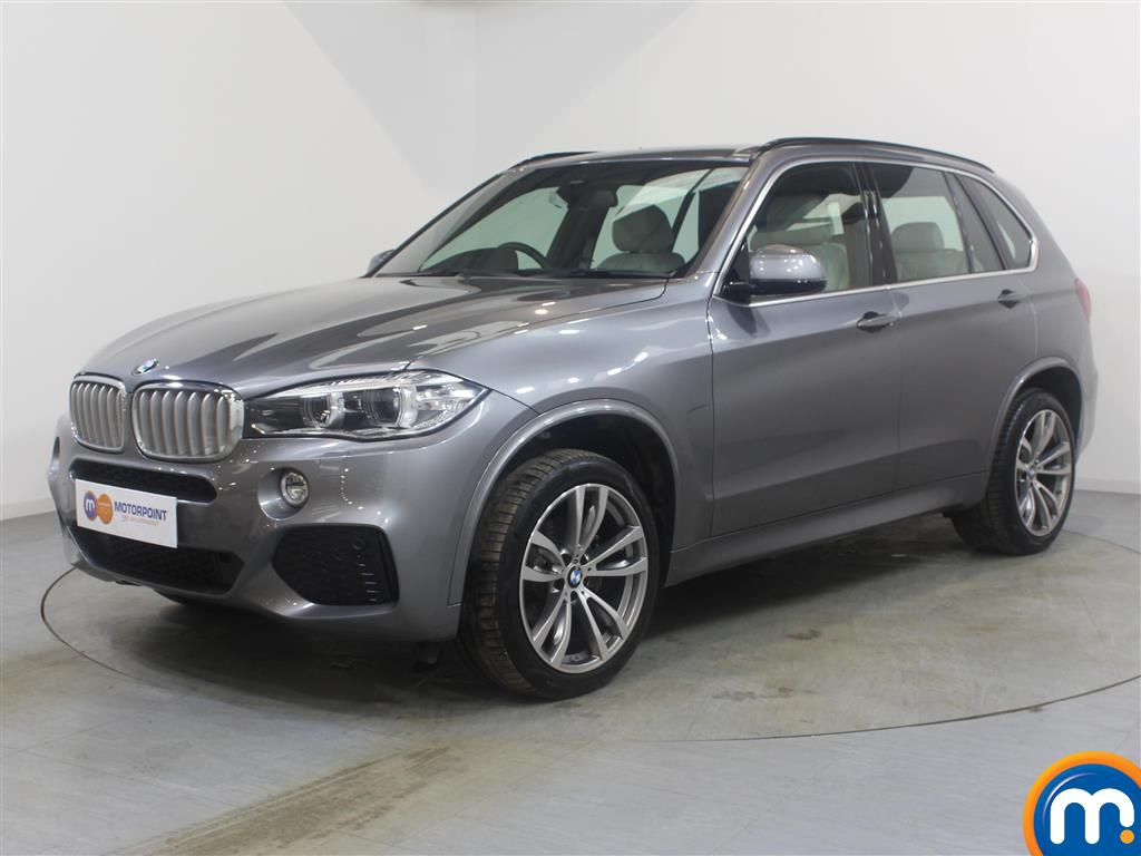 BMW X5 M Sport Automatic Diesel 4X4 - Stock Number (993166) - Passenger side front corner