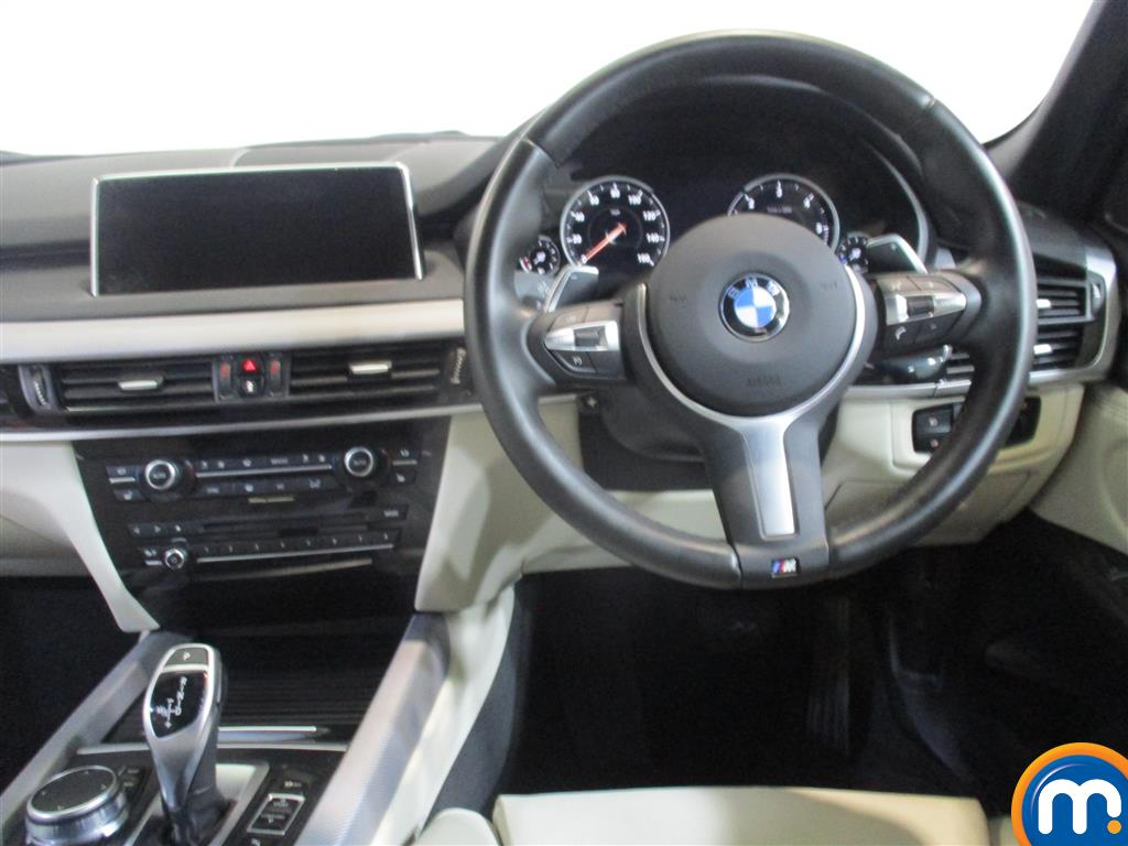 BMW X5 M Sport Automatic Diesel 4X4 - Stock Number (993166) - 5th supplementary image