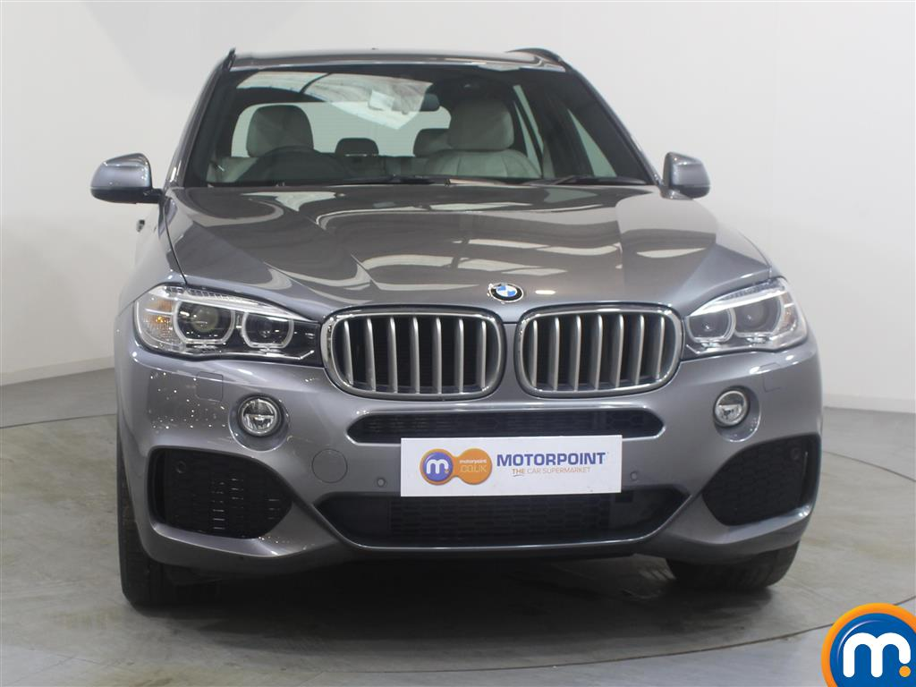 BMW X5 M Sport Automatic Diesel 4X4 - Stock Number (993166) - Front bumper