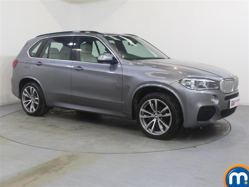 BMW X5 M Sport Automatic Diesel 4X4 - Stock Number (993166) - Drivers side front corner