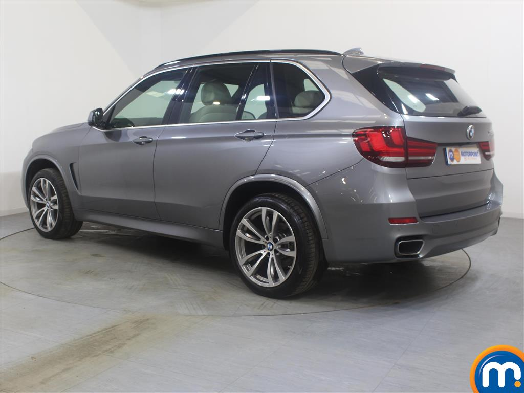 BMW X5 M Sport Automatic Diesel 4X4 - Stock Number (993166) - Passenger side rear corner