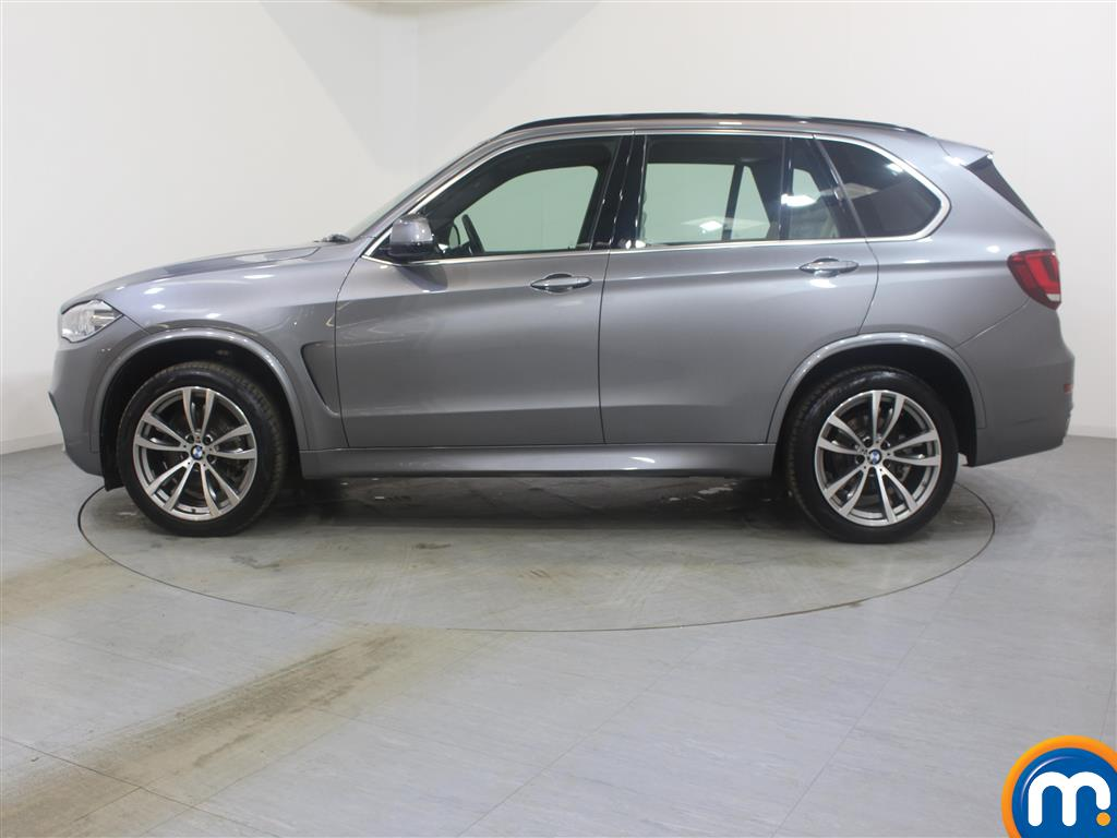 BMW X5 M Sport Automatic Diesel 4X4 - Stock Number (993166) - Passenger side