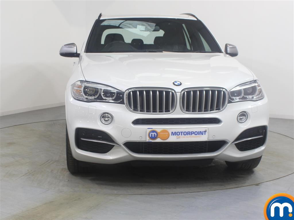 BMW X5 Xdrive M50d 5Dr Auto Automatic Diesel 4X4 - Stock Number (994333) - Front bumper