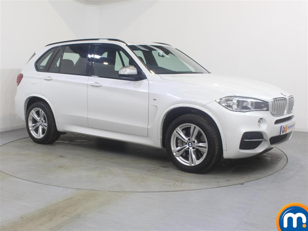 BMW X5 Xdrive M50d 5Dr Auto Automatic Diesel 4X4 - Stock Number (994333) - Drivers side front corner