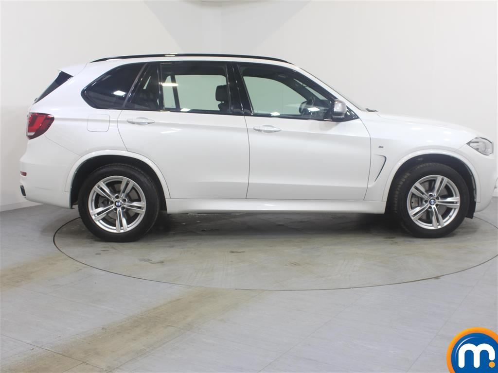 BMW X5 Xdrive M50d 5Dr Auto Automatic Diesel 4X4 - Stock Number (994333) - Drivers side