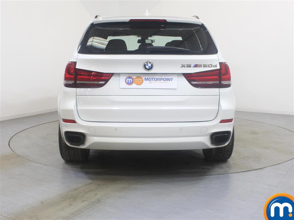 BMW X5 Xdrive M50d 5Dr Auto Automatic Diesel 4X4 - Stock Number (994333) - Rear bumper
