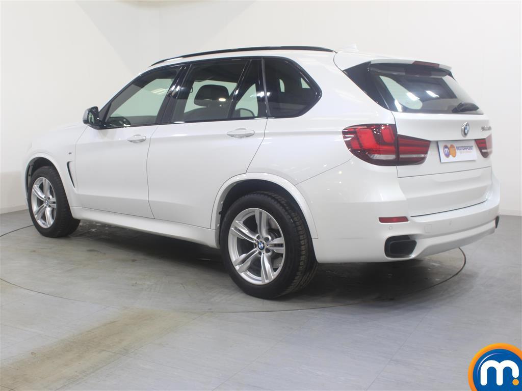 BMW X5 Xdrive M50d 5Dr Auto Automatic Diesel 4X4 - Stock Number (994333) - Passenger side rear corner