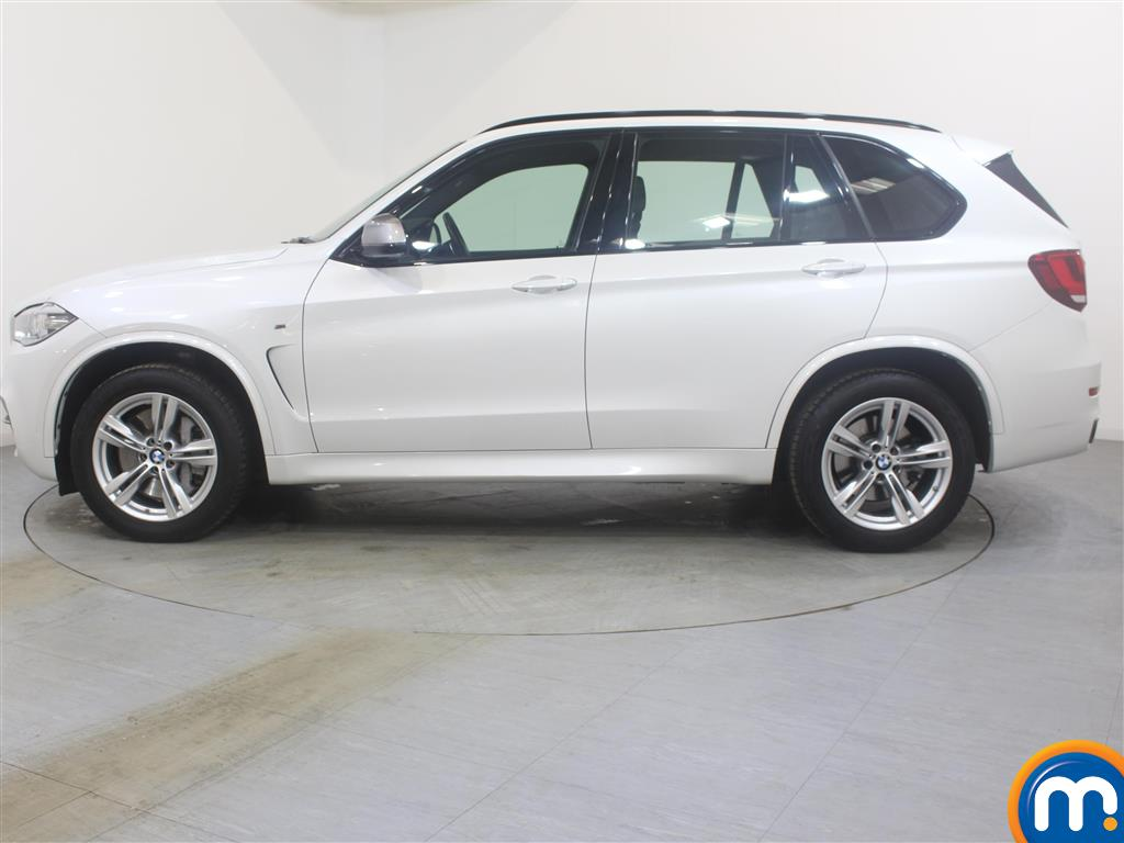 BMW X5 Xdrive M50d 5Dr Auto Automatic Diesel 4X4 - Stock Number (994333) - Passenger side