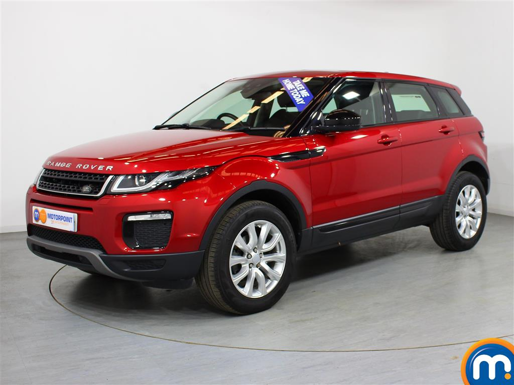 Land Rover Range Rover Evoque SE Tech - Stock Number (996154) - Passenger side front corner