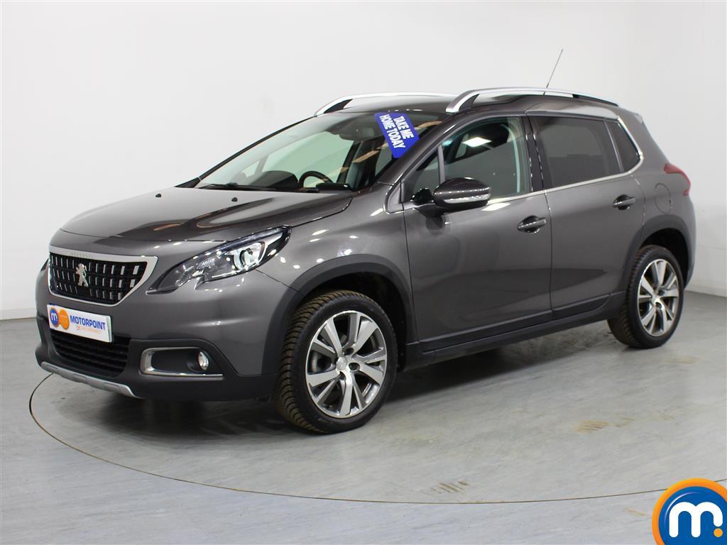 Peugeot 2008 Allure - Stock Number (993271) - Passenger side front corner