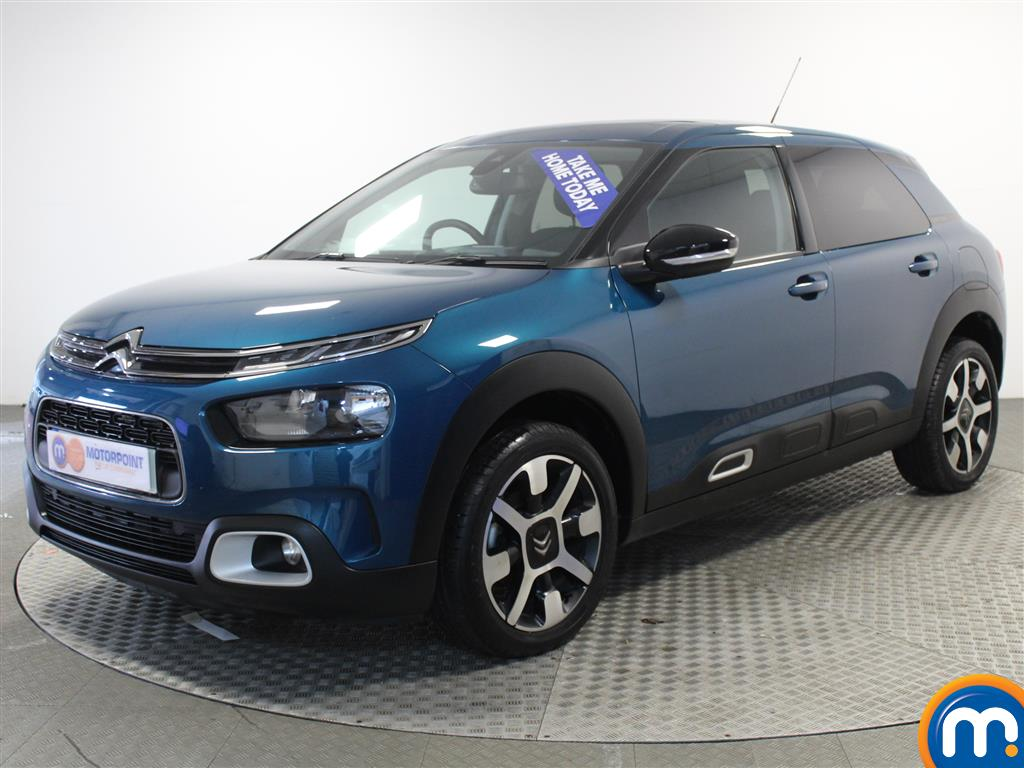 Citroen C4 Cactus Flair - Stock Number (987428) - Passenger side front corner
