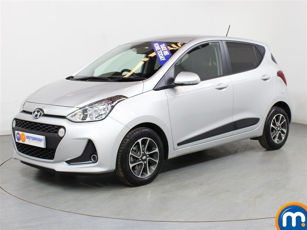Hyundai I10 Premium - Stock Number (996837) - Passenger side front corner