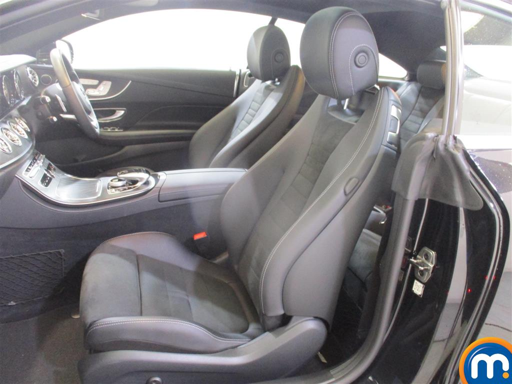 Mercedes-Benz E Class Amg Line Automatic Diesel Coupe - Stock Number (988041) - 3rd supplementary image