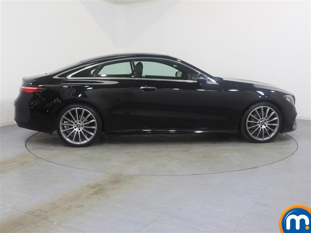 Mercedes-Benz E Class Amg Line Automatic Diesel Coupe - Stock Number (988041) - Drivers side