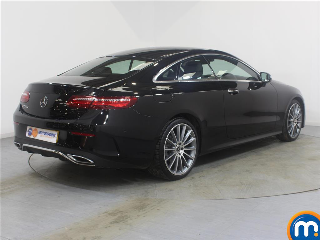 Mercedes-Benz E Class Amg Line Automatic Diesel Coupe - Stock Number (988041) - Drivers side rear corner