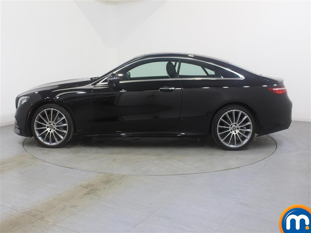 Mercedes-Benz E Class Amg Line Automatic Diesel Coupe - Stock Number (988041) - Passenger side