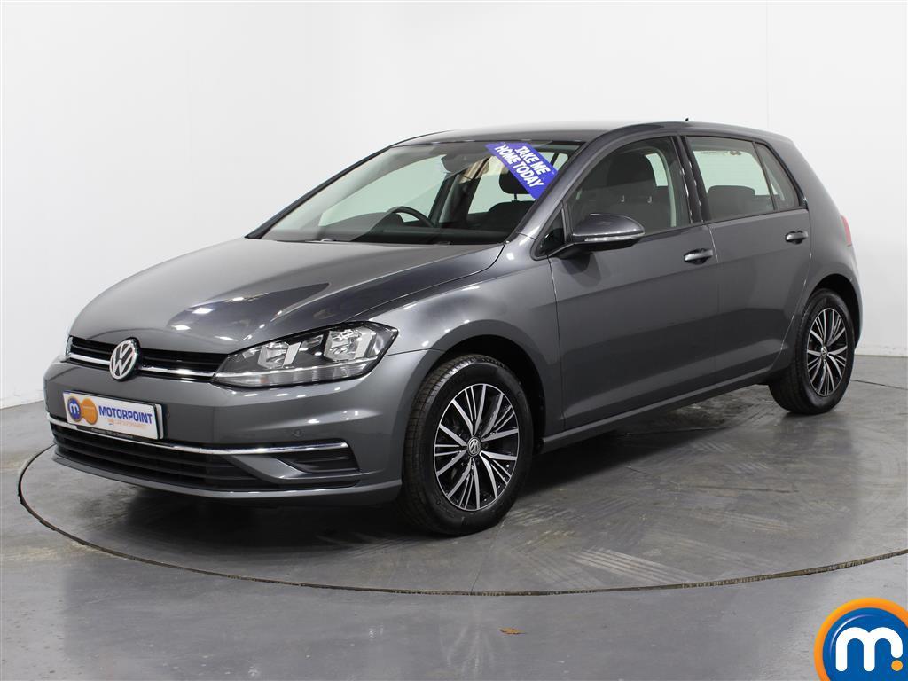 Volkswagen Golf SE - Stock Number (983750) - Passenger side front corner